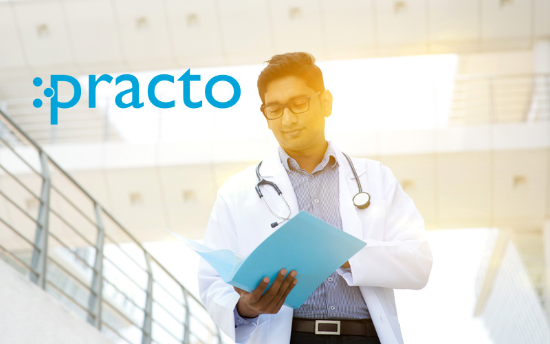 10 million people in India using Practo healthcare startup