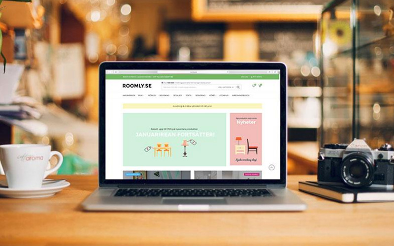 Roomly.se makes it easy to find interior design online