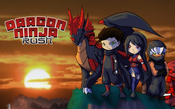 Indie Game Studio Funtag Games Takes Ninja Adventure To New Level With Latest Dragon Ninja ...