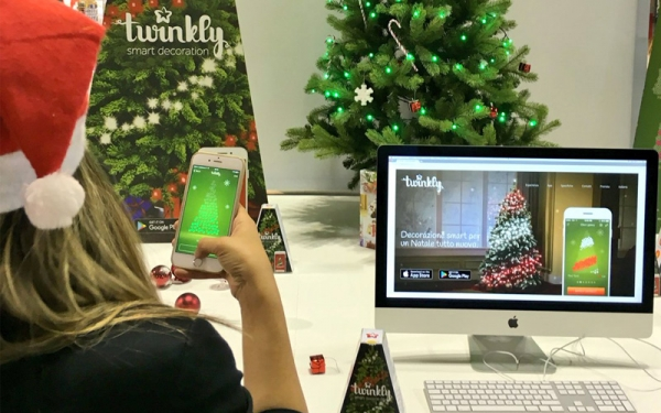 Twinkly: Smart Decoration for a Geek ...