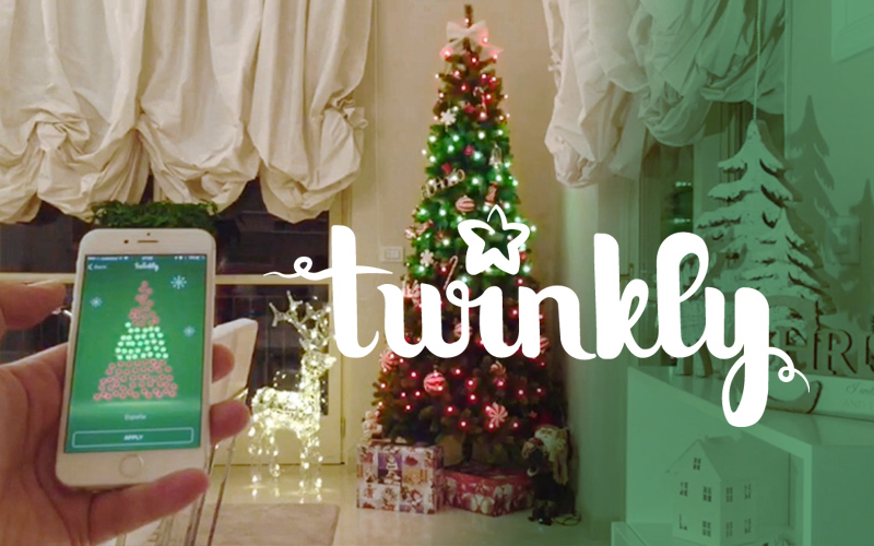 A Geek Christmas with Twinkly