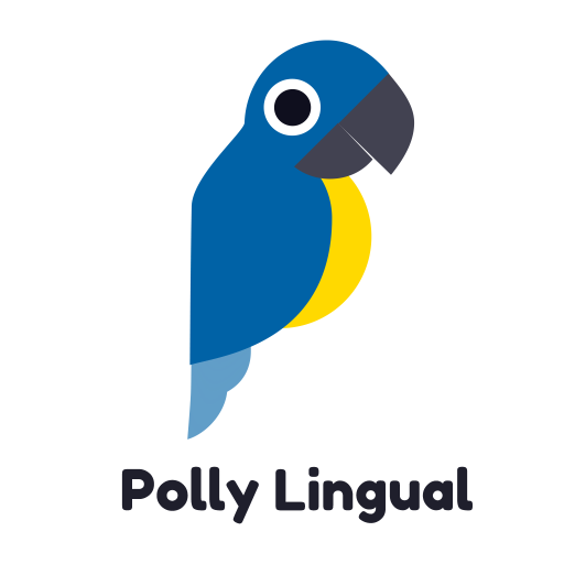 Polly Lingual Learn foreign languages with interactive lessons and one-to-one video tutors