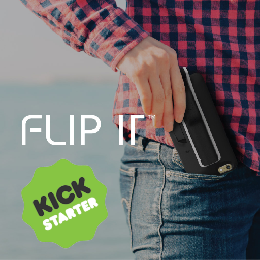 FLIP IT iPhone Selfie Case