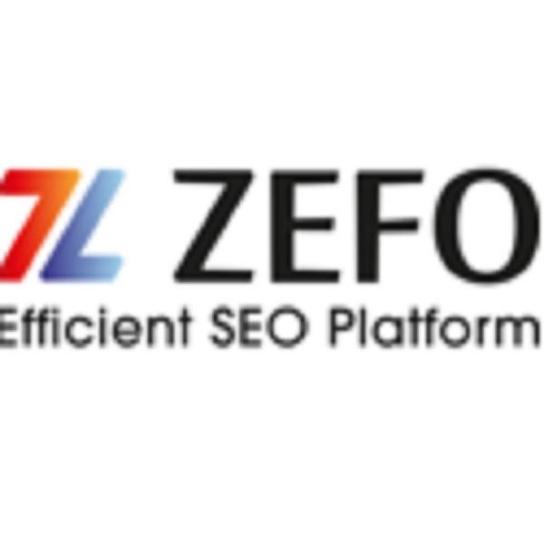 ZEFO Efficient SEO Platform