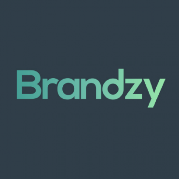 Brandzy Brandzy offers an innovative and cost effective way to get high quality logos and branding.
