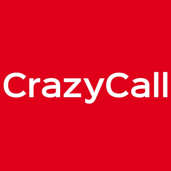 CrazyCall The Next Call Could Change Everything.