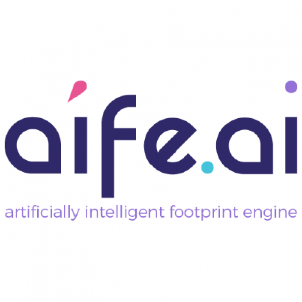 AÍFE.AI Launch big digital footprints in 60 seconds.