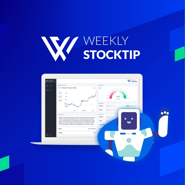weeklystocktip Invest smarter with a +90% win rate.