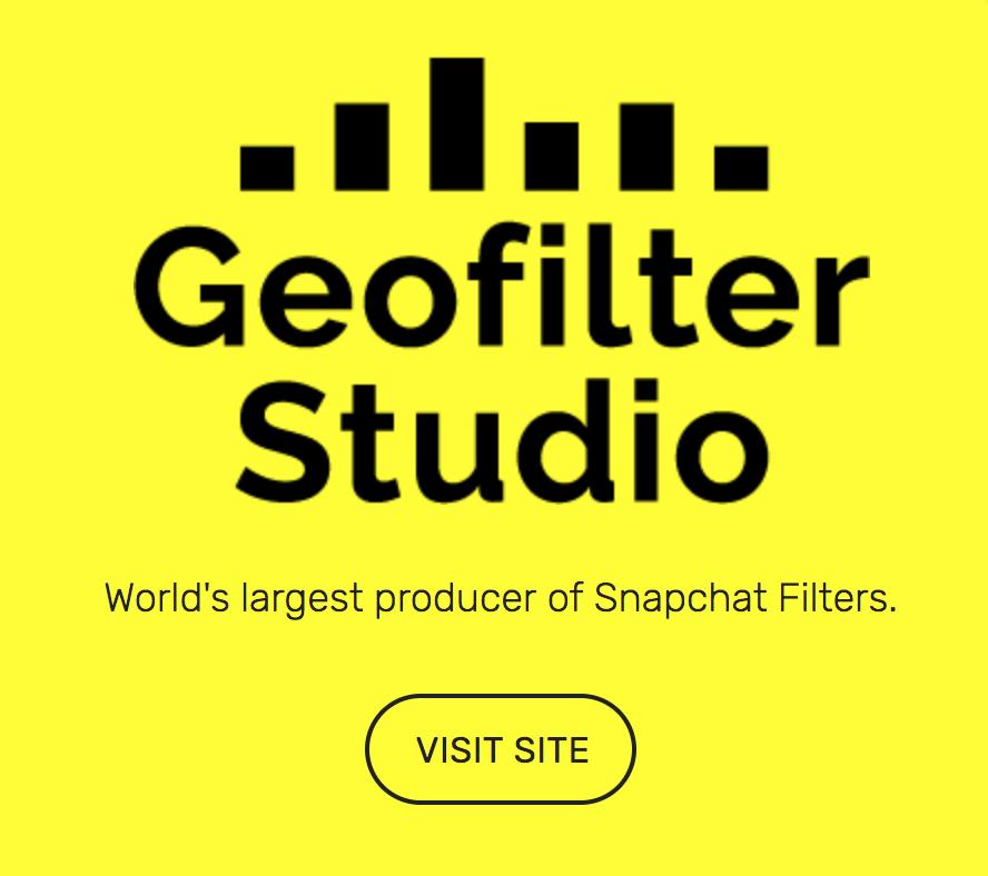 Geofilter Studio Design Agency