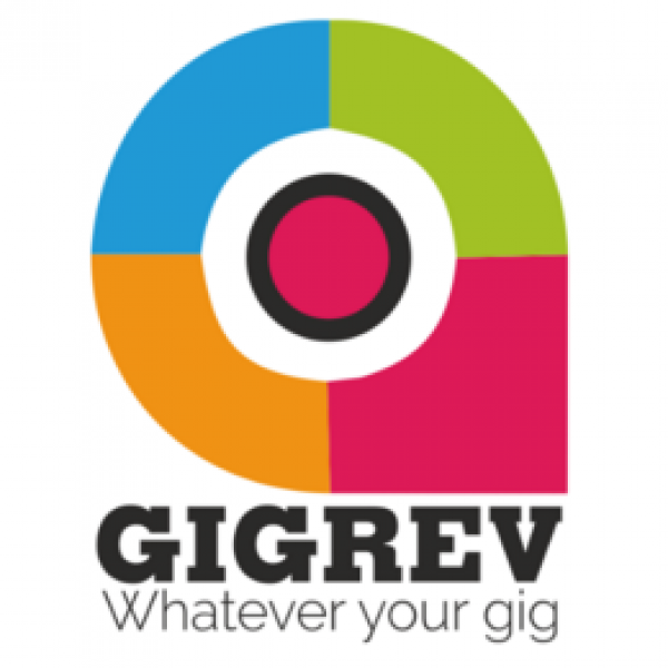 GigRev Whatever Your Gig - a private social network means you own your own fan data with your own Digital Fan Club