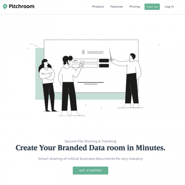 Pitchroom