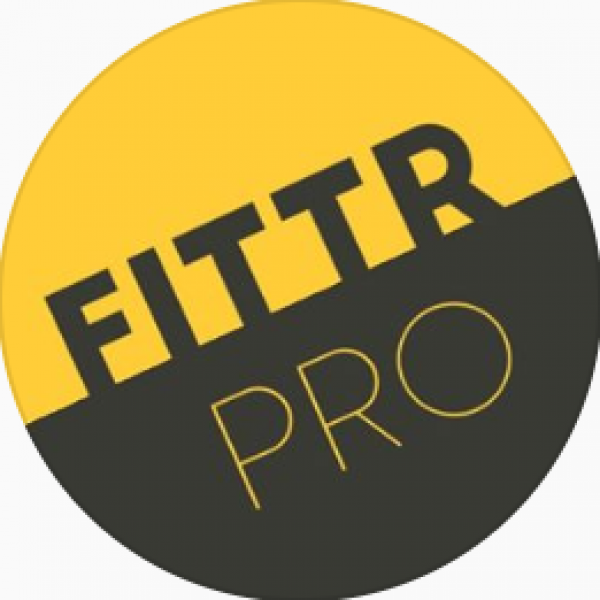 Fittr Pro Your training partner