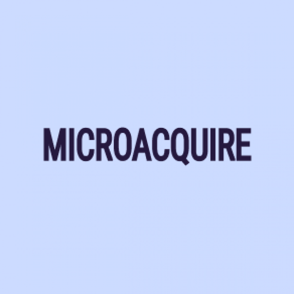 MicroAcquire A free & anonymous startup acquisition marketplace