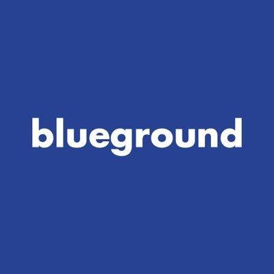 Blueground Show Up. Start Living.
