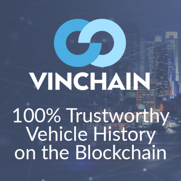 VINchain Car Accident History Check by VIN – VINchain.io