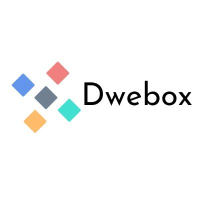 Dwebox Don't change your email. Make it better
