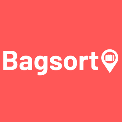 Bagsort Short term luggage storage hosted by local shops and hotels.