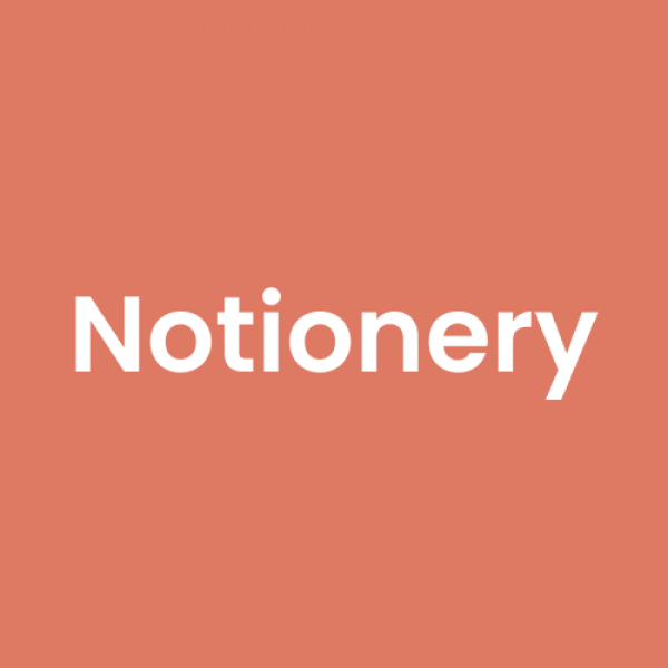 Notionery Mental models made for Notion.