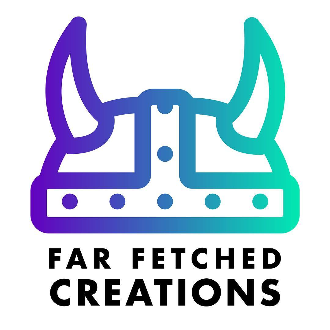 Far Fetched Creations One-of-a-kind Startup Swag