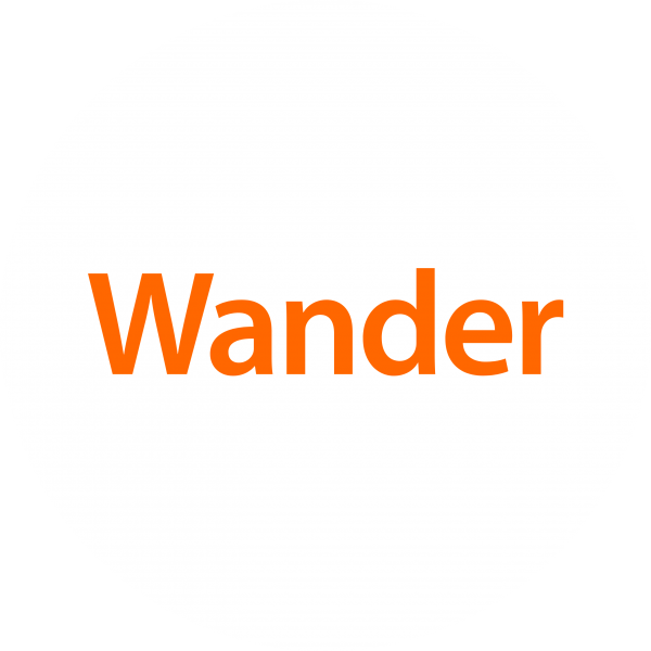 Wander Find someone joining you wherever you go - no matter where.