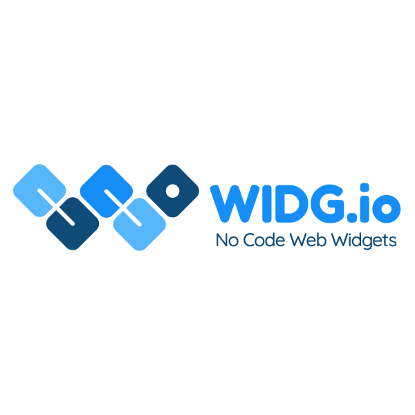 Widg.io Website widgets to grow your business.